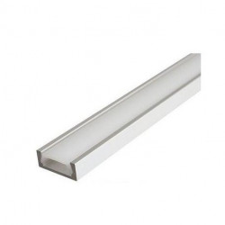 LED ALUMINUM CHANNEL U-SHAPE 1 METER
