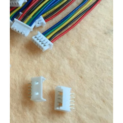 JUMPER WIRE, JST,5PIN, 1.5MM (M/F) SET