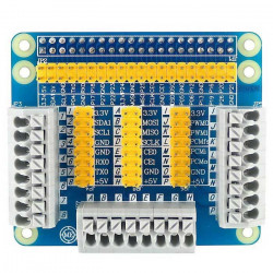 RASPBERRY PI GPIO EXPANSION SHIELD