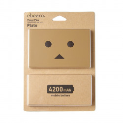 CHEERO POWER PLUS DANBOARD PLATE 4200mAh