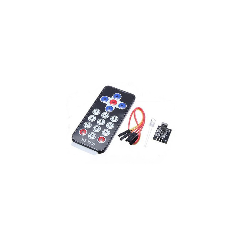 INFARED REMOTE WITH RECEIVER KIT