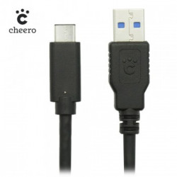 CHEERO USB CABLE TYPE C TO USB 3.1 (A) 1M