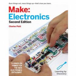 MAKE: ELECTRONICS, 2ND EDITION
