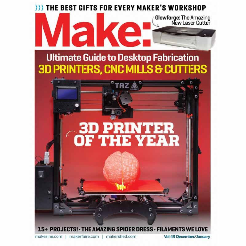 MAKE: TECHNOLOGY ON YOUR TIME VOLUME 48