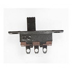 SLIDE SWITCH MINI 3 PIN SS12F15G SPDT ON-ON LONG STEM