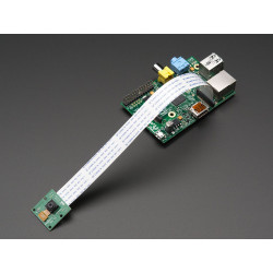 FLEX CABLE FOR RASPBERRY PI CAMERA - 300MM OR 12 INCHES