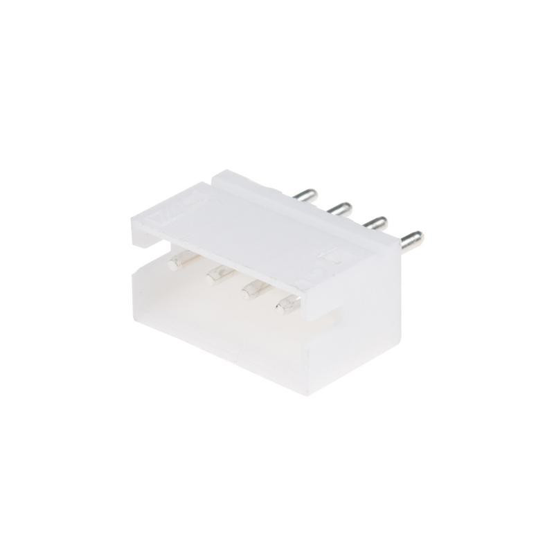 SOCKET JST, 4PIN, 1.5MM 5/PKG