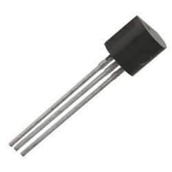 IC J111 TRANSISTOR JFET N-CHANNEL 35V 50mA TO-92
