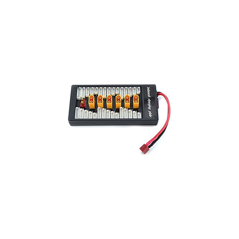 XT60 LI-PO BALANCE CHARING BOARD 2-6S PARALLEL CONNECT PLATE