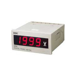 DIGITAL PANEL METER AC/DC FREQUENCY 1-1999HZ