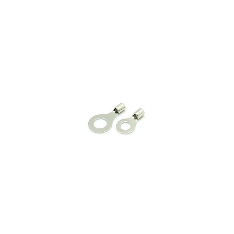 RNB5.5-5 NON INSULATED RING CONNECTORS 10PCS