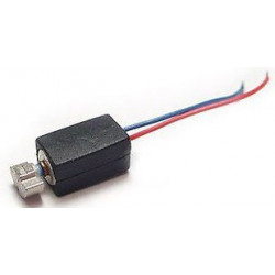 PAGER MOTOR 4X8MM W/ ROTATING HEAD 1.5V