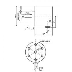rotary encoder dhc40m6