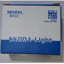 LED ALARM INDUCATOR 12VDC WHITE
