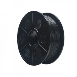 3D PRINTER FILAMENT PLA 1.75MM 1KG BLACK HONGDAK
