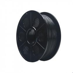 3D PRINTER FILAMENT PLA 1.75MM 1KG BLACK HONGDAK