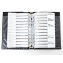 SMD 0603 RESISTOR AND CAPACITOR BOOK 80 VALUES