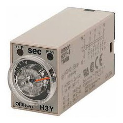 TIMER RELAY, 30S, 12VDC H3Y-2