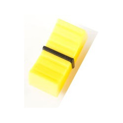 KNOBS FOR SLIDER, YELLOW, 8MM SLOT