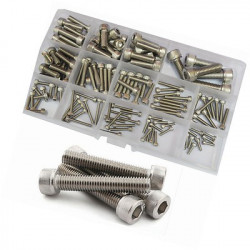 KITS, SCREW WITH ALLEN (HEX) HEAD