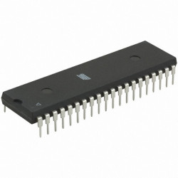 AT89LP828, MICROCONTROLLER, PWM, UART, SPI, UP TO 30 I/O