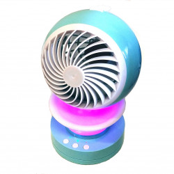 5V USB FAN W/ HUMIDIFIER