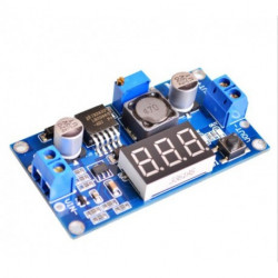 LM2596 3A STEP-DOWN DC-DC CONVERTER  W/DISPLAY