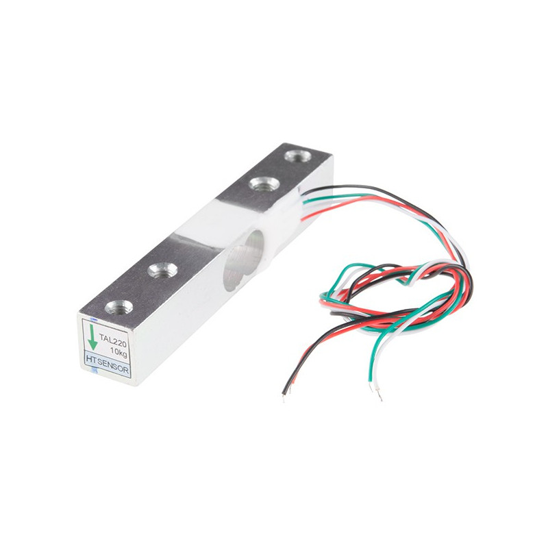 LOAD CELL - 10KG STRAIGHT BAR (TAL220)