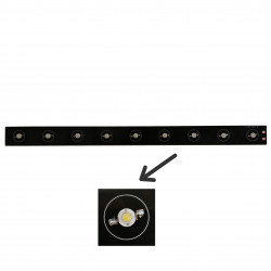 LED STRIP 27V 9W COLD WHITE