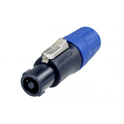 NEUTRIK 4 PIN SPEAKON CONNECTOR TWIST LOCK NL4FC
