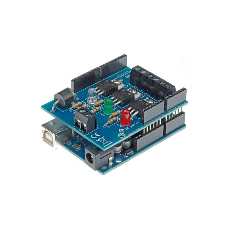 RGB SHIELD FOR ARDUINO