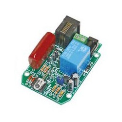 TELEPHONE RING DETECTOR WITH RELAY OUTPUT