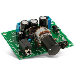 MINI STEREO AUDIO MP3 AMPLIFIER 2X5W
