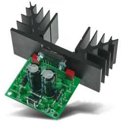 2 X 30W AUDIO POWER AMPLIFIER KIT