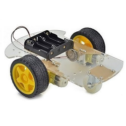 ROBOT 3-WHEEL CHASSIS