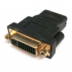 HDMI (F) - DVI-I(F) (24 + 5)  ADAPTER