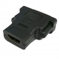 HDMI (F) - DVI-I(F) (24 + 5)  ADAPTER