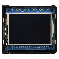 "ADAFRUIT PiTFT 2.4"" HAT MINI KIT - 320X240 TOUCHSCREEN"
