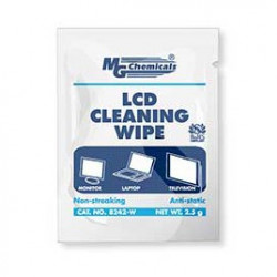MG LCD SCREEN CLEANING WIPE, 8242-W