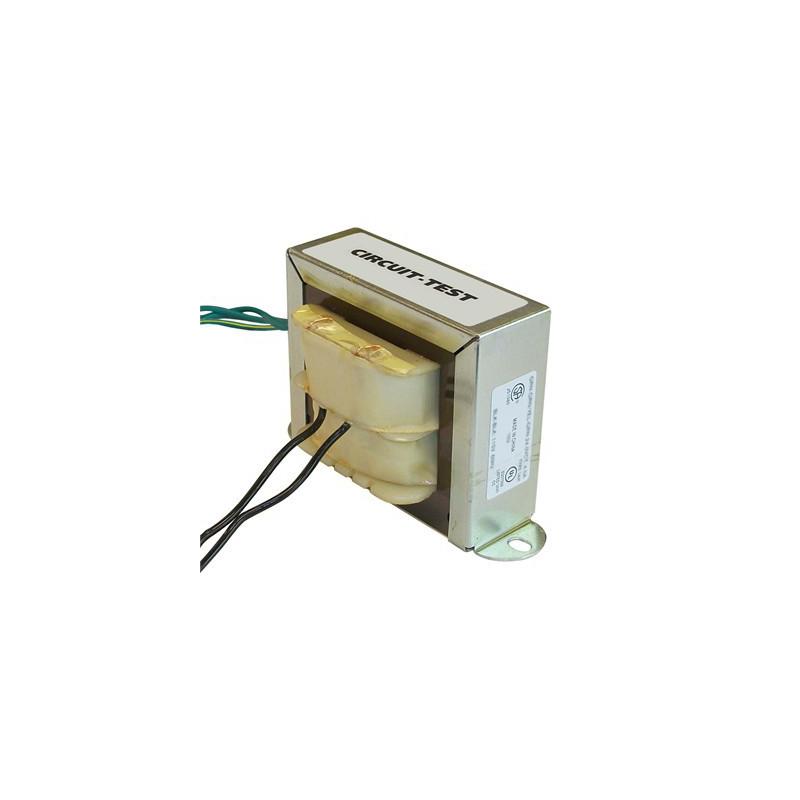 POWER TRANSFORMER 24VAC CT 4A
