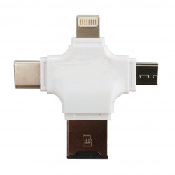 MICRO SD CARD READ USB ADAPTER 3 IN 1