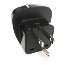 MULTI-POWER PLUG NORTH AMERICA 3 PRONG WITH GROUND