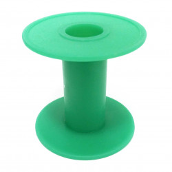 PLASTIC SPOOL 63MM