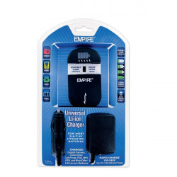 EMPIRE UNIVERSAL LI-ION/LI-PO SLIDING CHARGER 3.6-7.4V