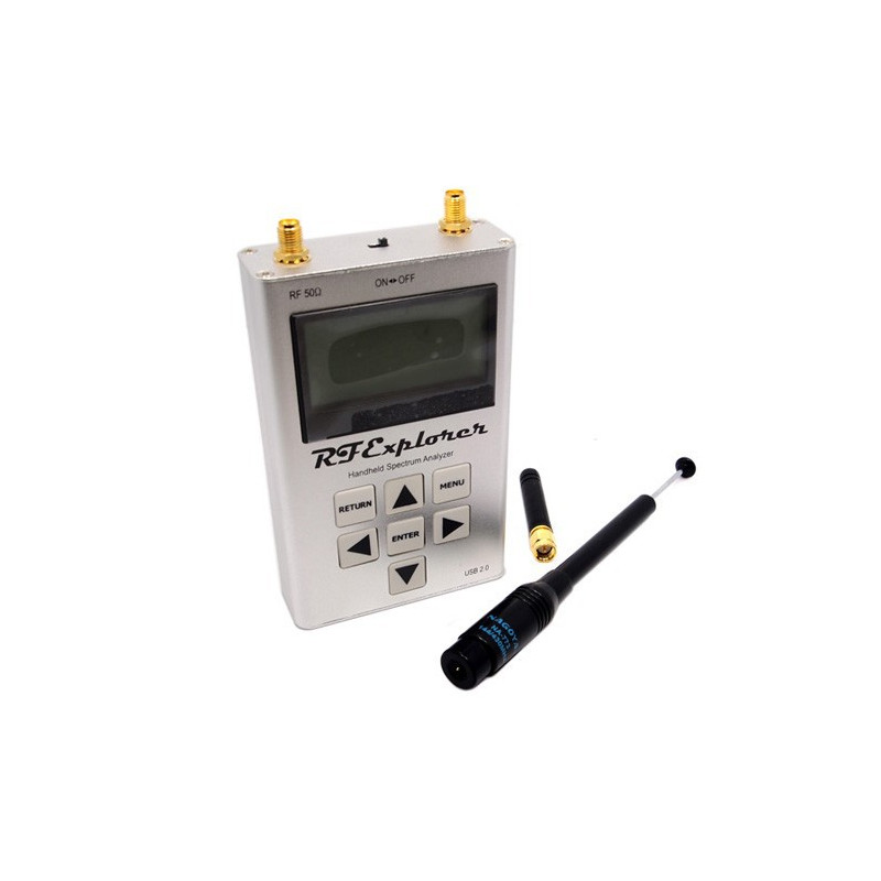 HANDHELD SPECTRUM ANALYZER RF EXPLORER 3G COMBO