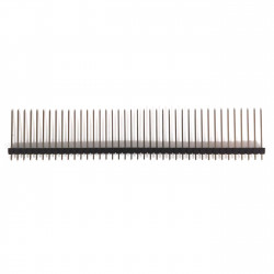 HEADER PINS 1X40 ONE SIDE EXTENDED 2.54MM PITCH