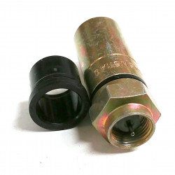 RG8 COAXIAL COMPRESSION F-TYPE CONNECTOR