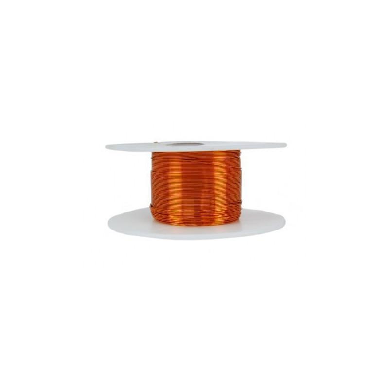 ENAMEL MAGNET WIRE 0.08MM/40AWG (0.08LB)