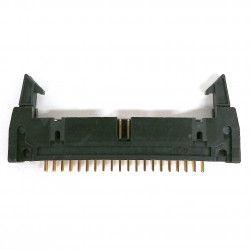 IDE / IDC EDGE SOCKET MOUNT CONNECTOR 40PIN LATCH