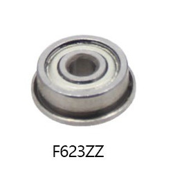 LINEAR BALL BEARING F623ZZ OD: 10MM X ID: 3MM X H: 4MM